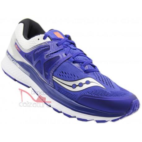 prezzo più basso 006be 35b74 SCARPA DA GINNASTICA SAUCONY HURRICANE IS03 Saucony - scarpe ginnastica uomo