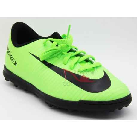 SCARPA CALCETTO NIKE JR MERCURIALX VORTEX III TF NIKE